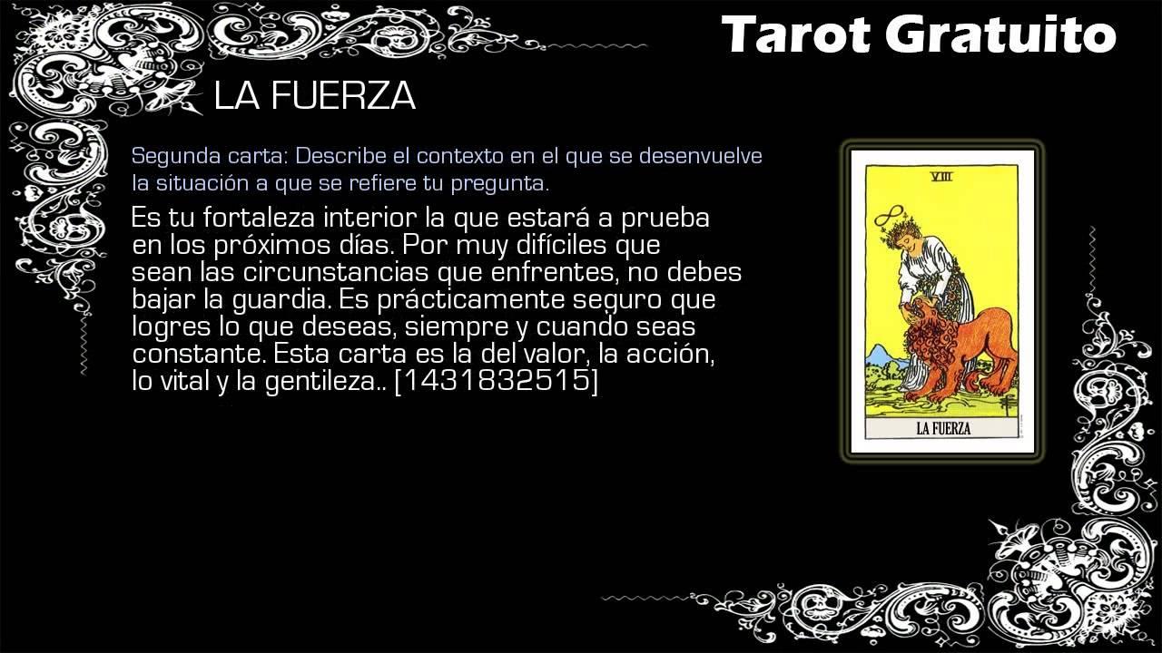Tarot Online Gratis Amor 2018-56931