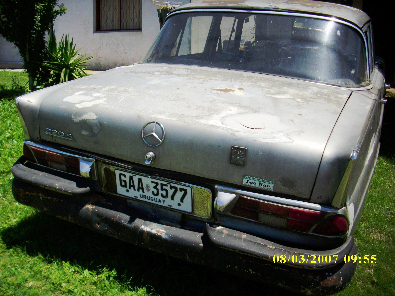 Uncios Mercedes S Uruguai-227