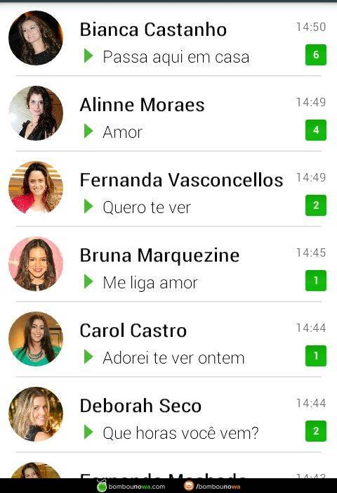 O Whatsapp De Mulheres Nas Valinhos-48730