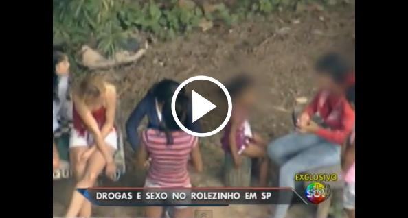 Sexo Em Estacionamentos São Paulo-45050